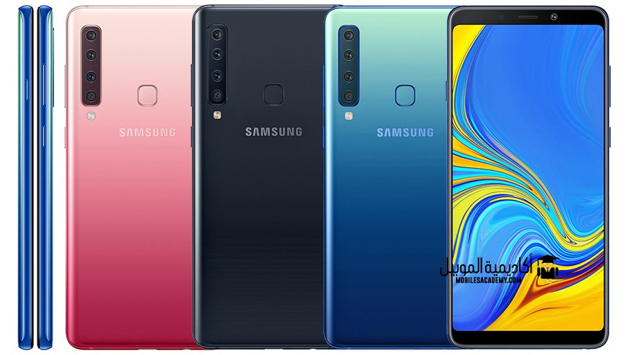 Samsung Galaxy A9 2018 / Samsung Galaxy A9s / Samsung Galaxy A9 Star Pro