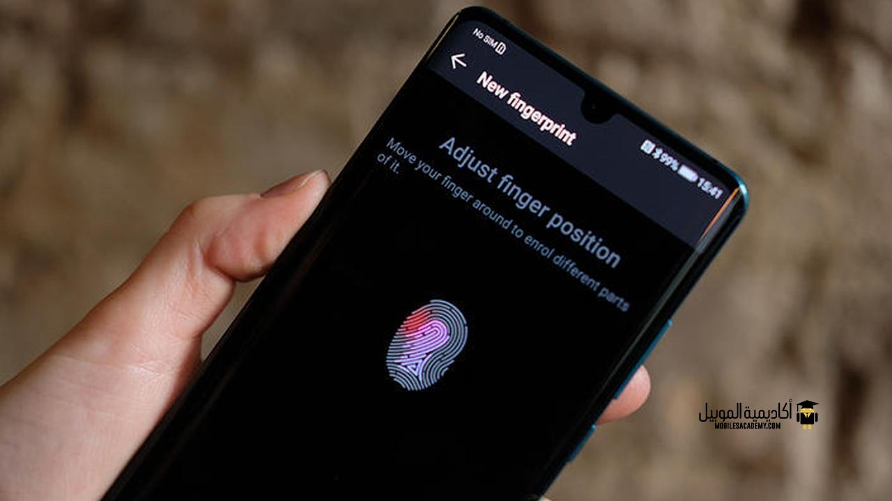 Huawei P30 Pro FingerPrint Sensor