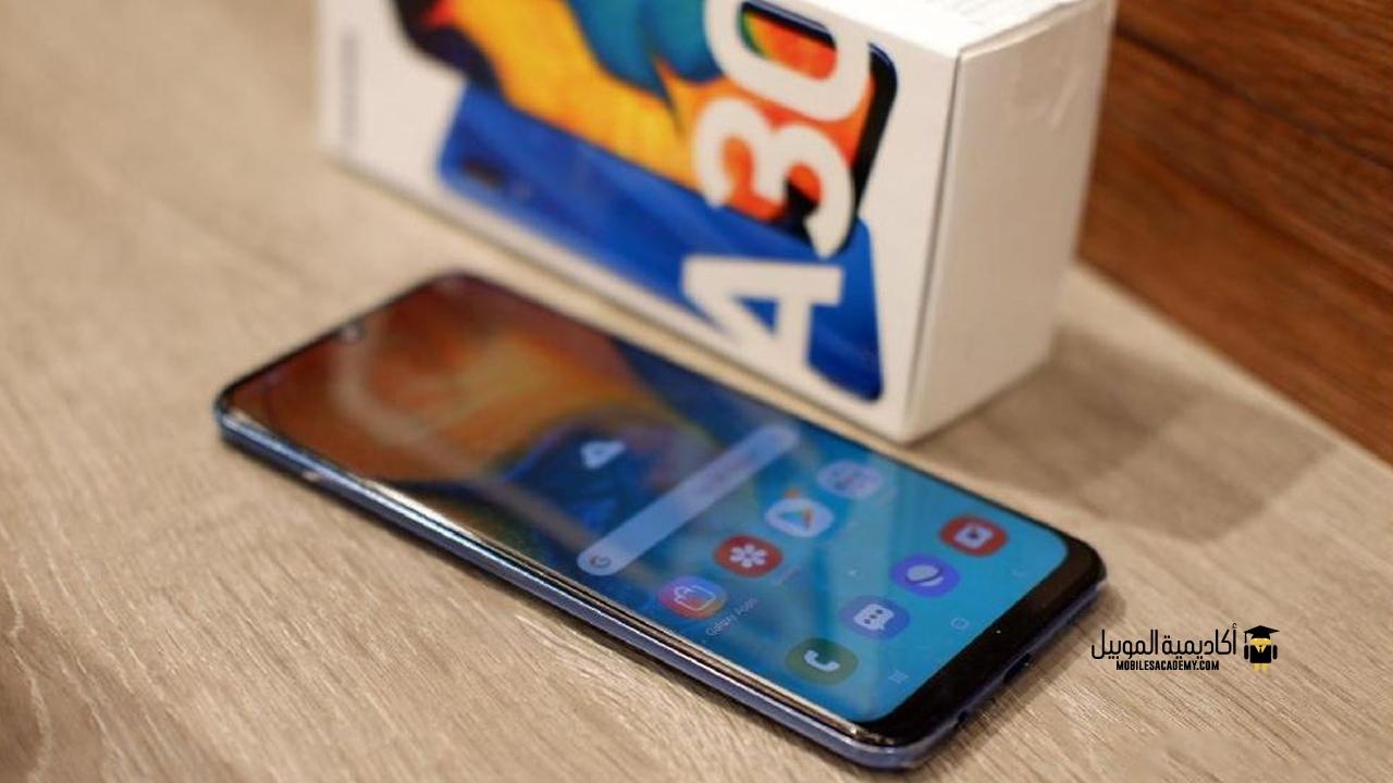 Samsung Galaxy A30 Display
